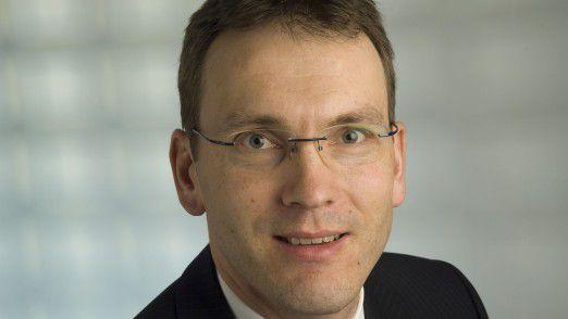 Axel Schnuck leitet die IT der pbb.