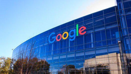 Trotz Gleichstellungsanstrengungen sind Frauen bei Google in der Minderheit.