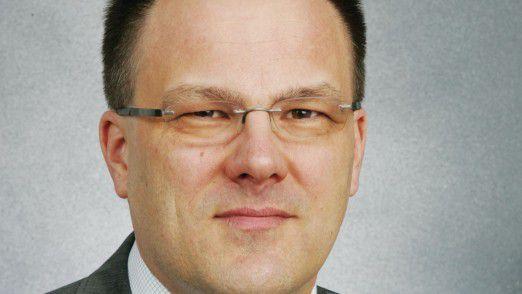 Alexander Neumann arbeitet jetzt bei der Bausparkasse Schwäbisch Hall.
