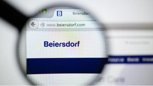 Beiersdorf war von einem Cyber-Angriff überrascht worden.