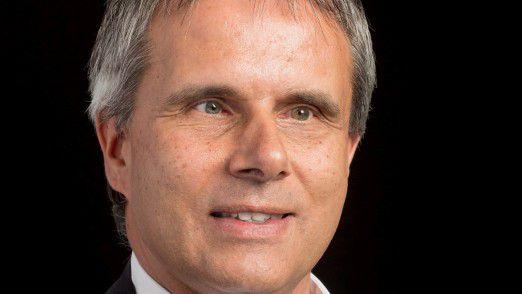 Ron van Kemenade CIO, ING - CIO van Kemenade hält nicht viel von der IT der zwei Geschwindigkeiten. Sie demoralisiere die als langsam eingestuften Mitarbeiter.