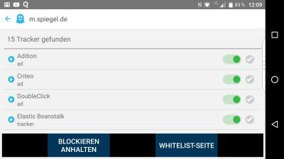 Chrome, Firefox, Dolphin, Opera: Alternative Browser für Android