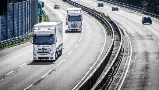 """Eine eigene """"Digital-Einheit"""" soll dem Logistikdienstleister DB Schenker neue Geschäftsfelder erschließen."""