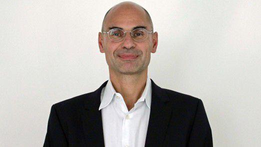 Jörg Bajohr ist neuer IT-Leiter bei Giesecke+Devrient.