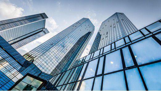 Die Finanzbranche unterliegt einem besonders hohen Digitalisierungsdruck.