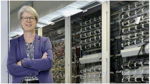 """Annette Suckert ist CIO der Thüga und hat dort die Stabsstelle """"IT und Digitalisierung"""" gegründet."""