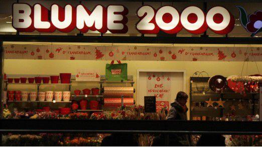 Blume 2000 Stärkt Das Geschäft Mit Dem Kauf Von