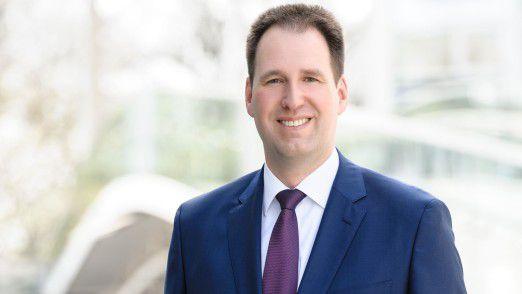 Gerhard Grebler ist seit 2018 IT-Vorstand bei der LBS Bayern.