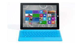 Windows-Tablet: Microsoft Surface 3 im Test - Foto: Microsoft