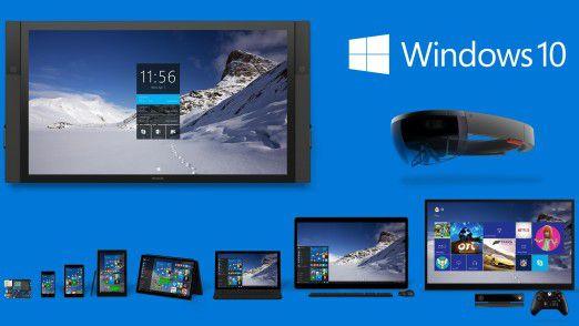 Windows 10 ist nicht nur ein Betriebssystem-Upgrade, sondern auch eine neue Plattform-Strategie.