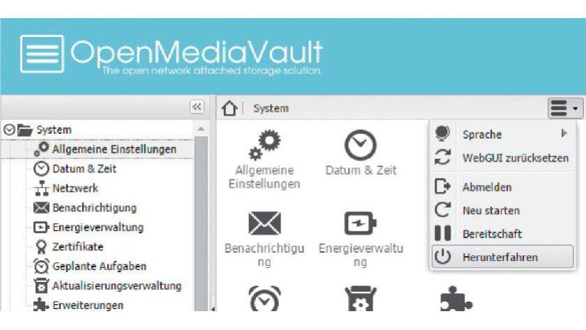 Wir zeigen, wo die Unterschiede zwischen OpenMediaVault und klassischer NAS-Software wie NAS4Free liegen.