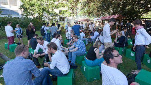 Anfang Juli wurde mit dem German Tech Entrepreneurship Center ein neues Zentrum für IT-Gründer in Berlin eröffnet.