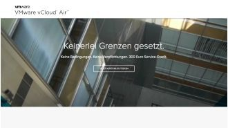 VMware vCloud Air: Cloud leicht gemacht - vCloud Air OnDemand einrichten in 10 Schritten - Foto: VMware