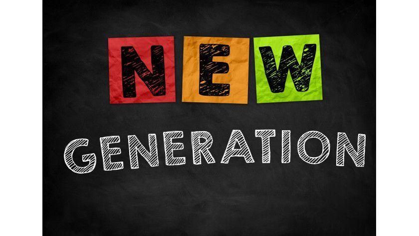 """Die neue Generation der Arbeitnehmer - die """"Ypsiloner"""" - zwingen Personal- und IT-Abteilungen zum Umdenken."""