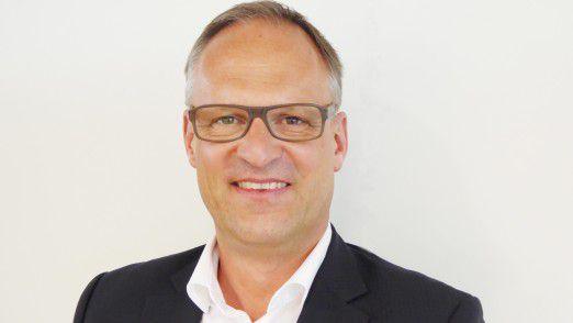 """""""Wir bereiten uns auf den Perfect Storm vor"""", sagt Ralf Weißbeck, CIO bei der Maersk Group."""