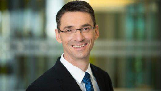 SAP-Vorstand Bernd Leukert freut sich, dass die neue Plattform für das Daten-Management marktreif ist.