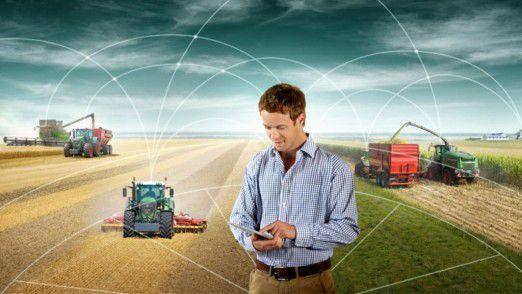 Precision Farming ist eine Vision, die Realität der landwirtschaftlichen Arbeit dürfte trotzdem hart bleiben.