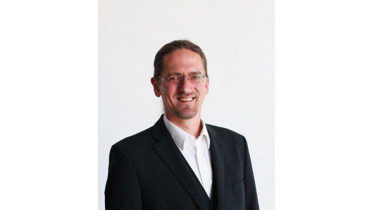 Bobby Eichholz, Produktmanager Infrastructure & Workplace bei der DB Systel GmbH, betont hohe Nutzerakzeptanz und geringen Aufwand.