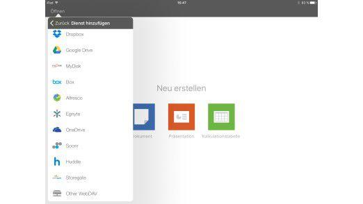Quick Edit war unter dem Namen Office 2 HD eine beliebte iPad-App.