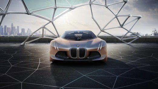 BMW will die neuen Hochleistungs-IT-Kapazitäten auch für die Fahrzeugentwicklung nutzen.