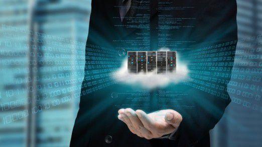 Als Hosted Private Cloud werden viele Vorteile der Cloud greifbar.