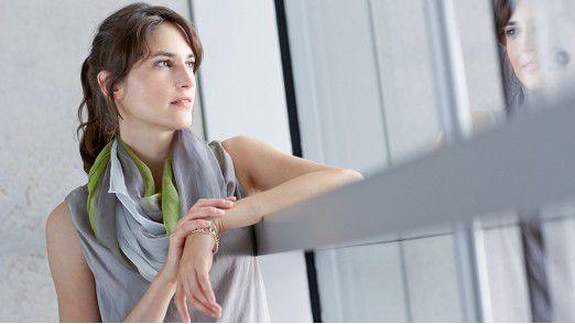 Ein paar Minuten Achtsamkeitstraining am Tag reichen aus, um bei Stress und Anstrengung zur Ruhe zu kommen.
