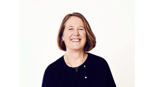 Diane Greene, Mitbegründerin von VMware, soll Googles Geschäftsbereich Cloud Computing auf Vordermann bringen.