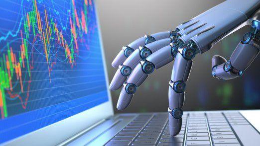 Durch Digitalisierung und Automatisierung werden vor allem im verarbeitenden Gewerbe Arbeitsplätze in Zukunft wegfallen.