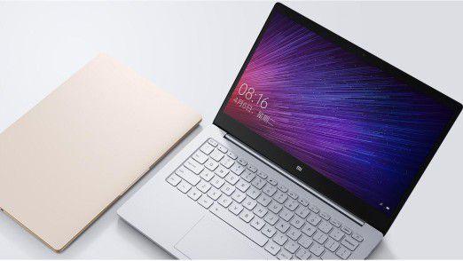 Xiaomi Mi Notebook Air: Einstieg ins Notebook-Geschäft mit Kampfpreisen.