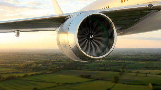 GE Aviation sammelt längst nicht mehr nur die Daten von Flugzeugturbinen.