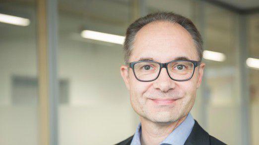 """Lars Ludwig, der 2011 in der Kategorie """"Mittelstand"""" zum CIO des Jahres gekürt wurde, leitet das Entwicklungsprojekt."""