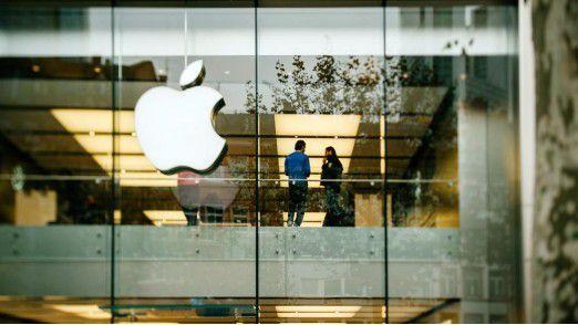 Apple beteiligt sich mit einer Milliarde Dollar an dem Investitionsfonds des japanischen Tech-Konzerns Softbank.