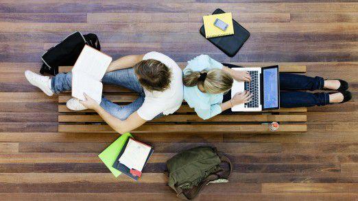 Google, Microsoft und BMW sind 2017 die beliebtesten Arbeitgeber unter den Studenten.
