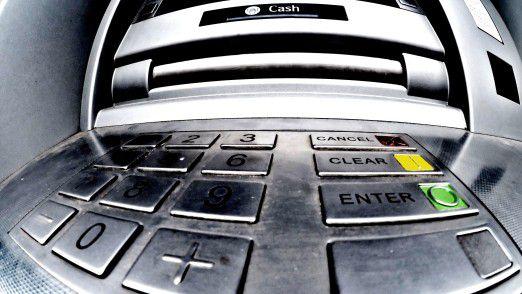 Die klassische Filiale inklusive Geldautomaten spielt in den Zukunftsplanungen der Commerzbank eine wichtige Rolle.