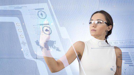 Augmented Reality kann in vielfältigen Einsatzszenarien hilfreich sein.