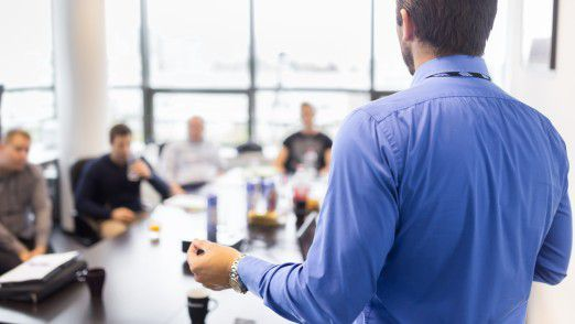 CIOs sollten ihre Zuhörer auch emotional einbeziehen. Experten empfehlen, mit einer Geschichte die Vorstellungskraft der Zuhörer anzusprechen.