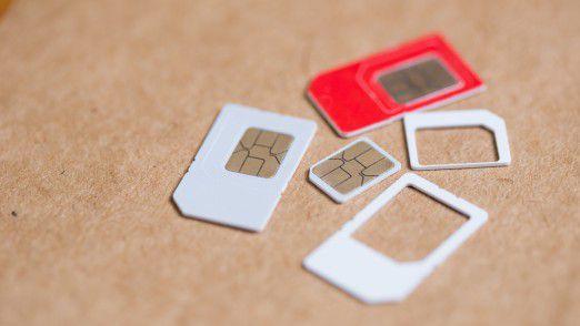Telefonieren ohne Vertragsbindung bei guter Kostenkontrolle - dafür sind Prepaid-Karten beliebt.