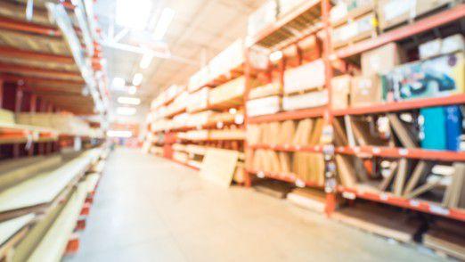 Viele Baumärkte in Deutschland haben ihre Verkaufsflächen optimiert.