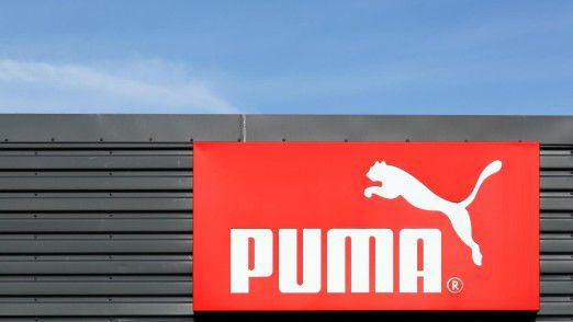 Umsatztreiber bei Puma war erneut das Geschäft mit Schuhen.