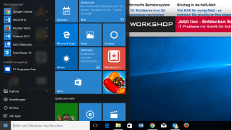 Microsoft Windows 10: Buttons des Info-Centers in Windows konfigurieren