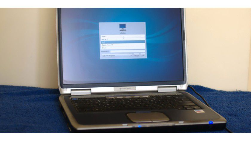 Alte Notebooks kommen mit Puppy, Antix, Lubuntu oder Xubuntu locker klar.