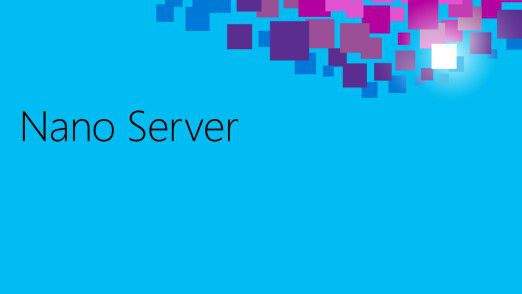 Windows Server 2016: Updates auf dem Nano Server installieren - Foto: Microsoft