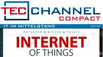 Smart Home, IoT, Industrie 4.0: Internet of Things - das neue TecChannel Compact ist da!