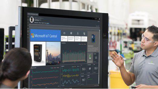 Microsoft IoT Central ist ab sofort als Public Preview verfügbar.