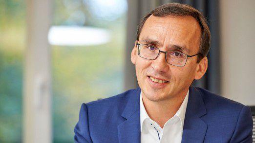 Michael Schmelmer verantwortet ab Januar 2018 als CFO in der Unternehmensleitung von Boehringer Ingelheim das Ressort Finanzen.