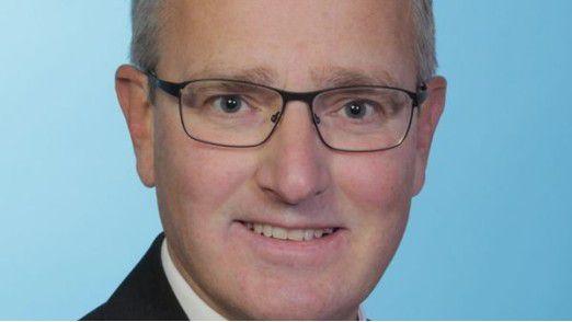 Christian Pfromm ist CDO der Stadt Hamburg.