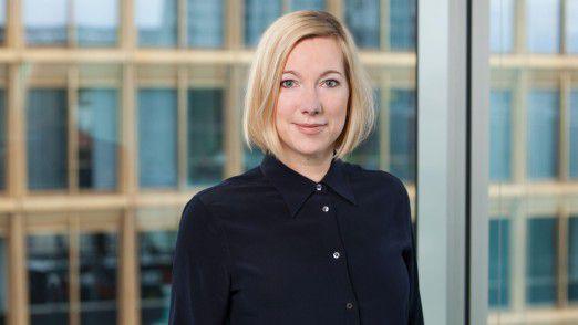 Stephanie Caspar verantwortet im Springer-Vorstand das neu geschaffene Ressort Technologie und Daten.