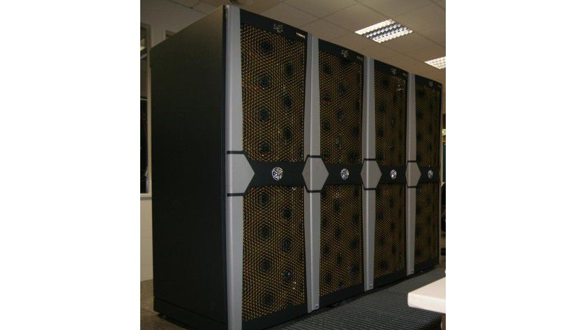SMP-System SGI Altix 4700 Foto: GWDG