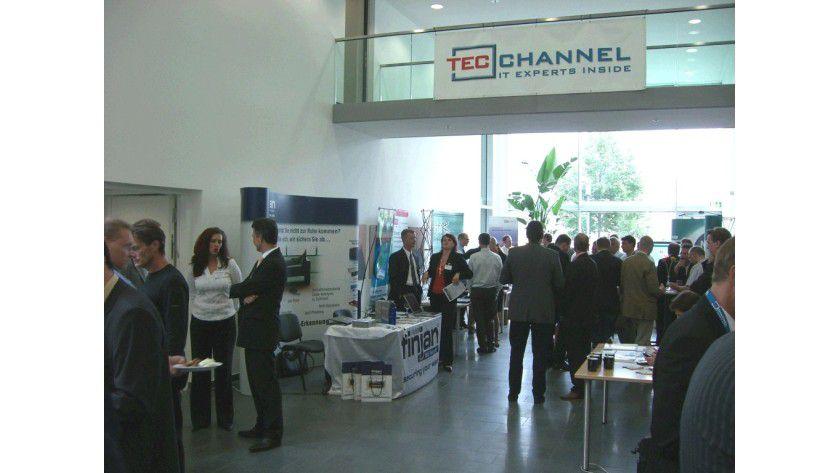 Video: Die tecCHANNEL-Security-Konferenz findet dieses Jahr noch in Frankfurt und Düsseldorf statt. Eindrücke der letzten Veranstaltungen und aktuelle Informationen haben wir für Sie in diesem Clip zusammen gefasst.