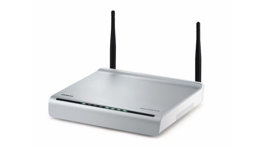 Gigaset SE366: Die Web-Konfiguration erfolgt per SSL-verschlüsselter Verbindung.